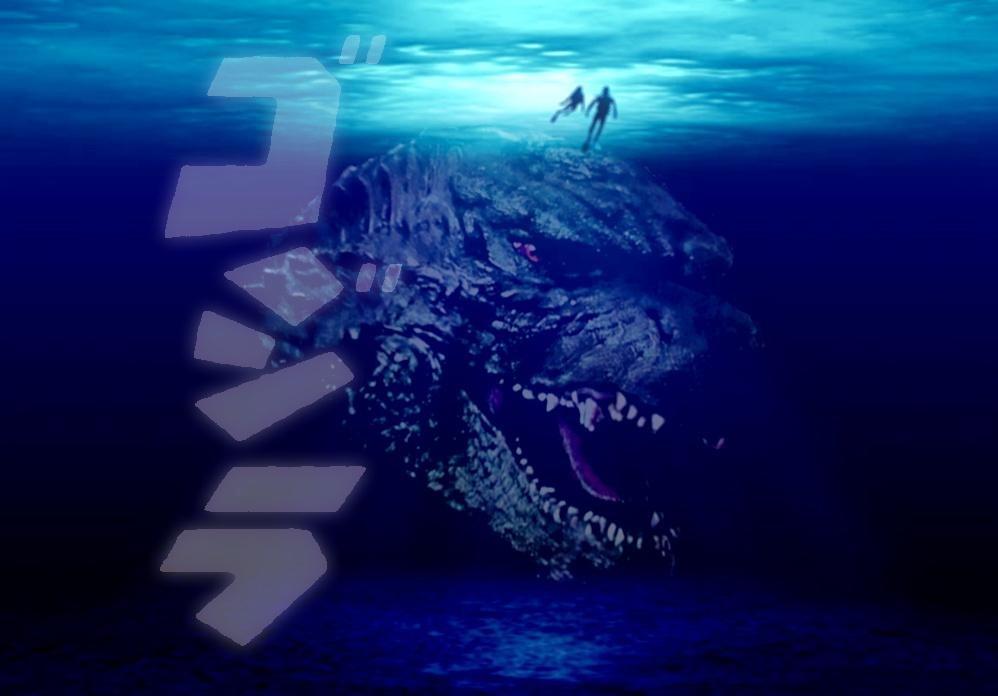 Godzilla 2014 by WoGzilla