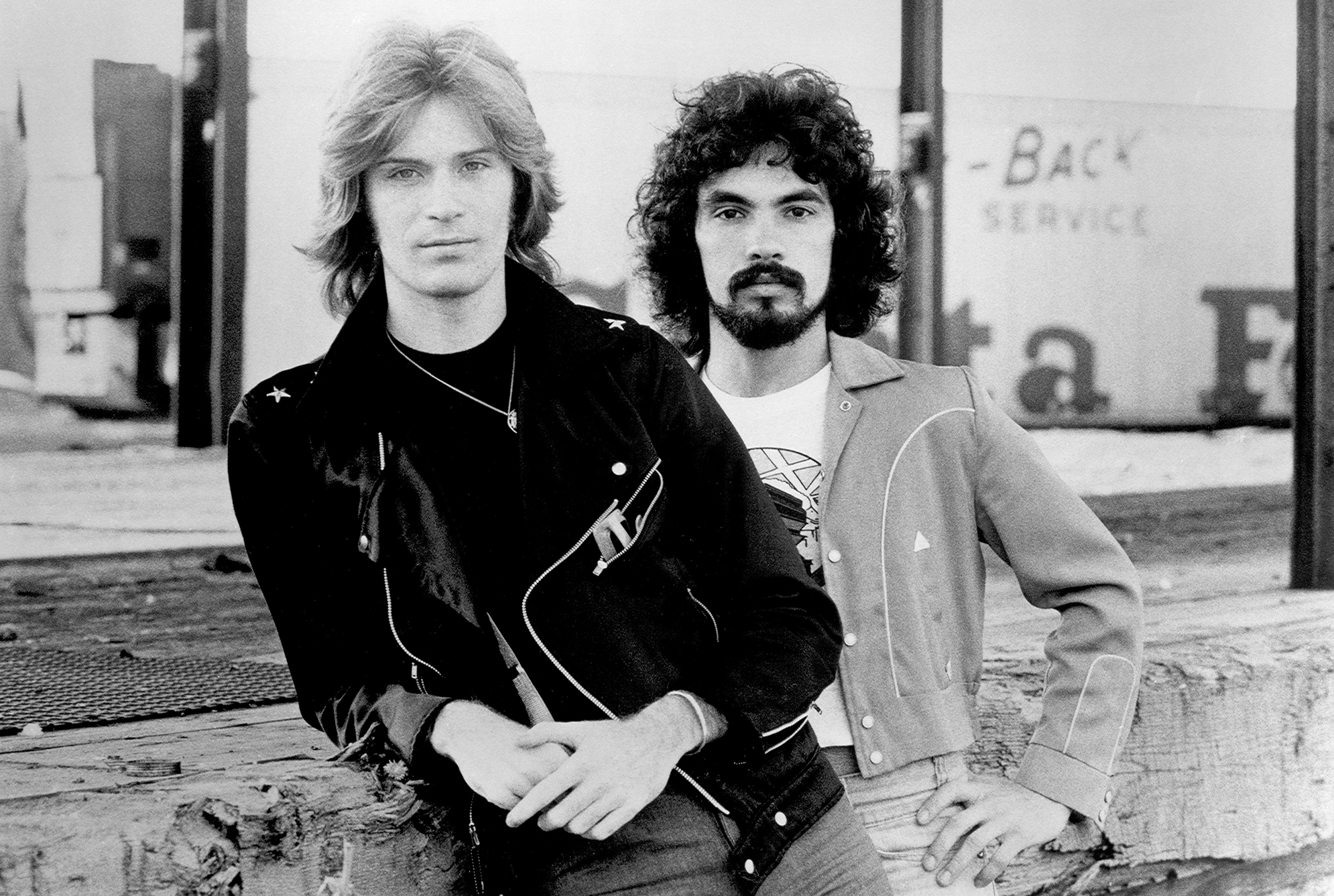 Daryl Hall & John Oates - Sara Smile / Do What You Want, Be What You Are