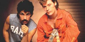 John Oates and Daryl Hall