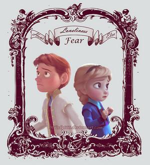Little Hans and Elsa