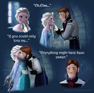 ♚ Hans / Elsa ♛