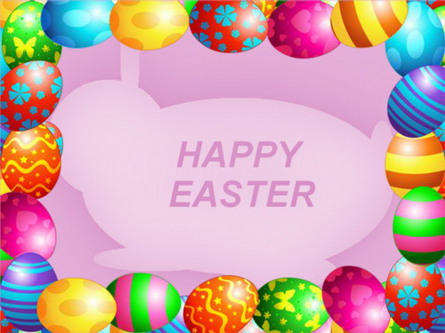 Happy Easter All My fan wallpaper containing a gelatina fagiolo entitled Happy Easter