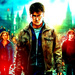 Harry, Ron and Hermione - harry-james-potter icon