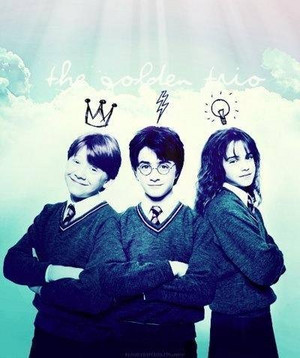 The Golden Trio   Via We corazón It