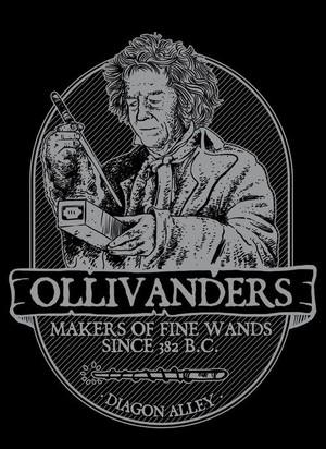 Ollivanders | Via We cuore It