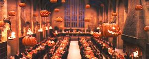 Harry Potter 1: scenery