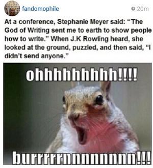 Harry Potter is brilliant