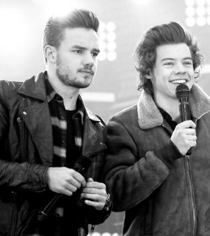 Liam and HarryLiam and Harry