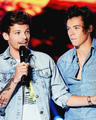 Louis and Harry  - harry-styles photo
