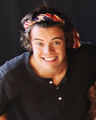 Harry In bandana :P - harry-styles photo