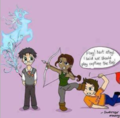 I can actually see this happening lol - harry-potter-and-percy-jackson-rp photo