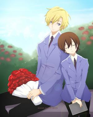 Tamaki & Haruhi~