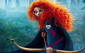Hawkeye Merida :) - disney-princess fan art