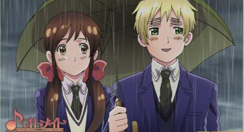 Hetalia wallpaper possibly containing anime entitled Gakuen Hetalia screenshot engsey