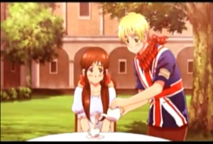 Gakuen হেটালিয়া screenshot engsey
