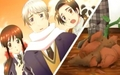 Gakuen Hetalia Axis Powers - Incapacitalia screenshot poor Russia