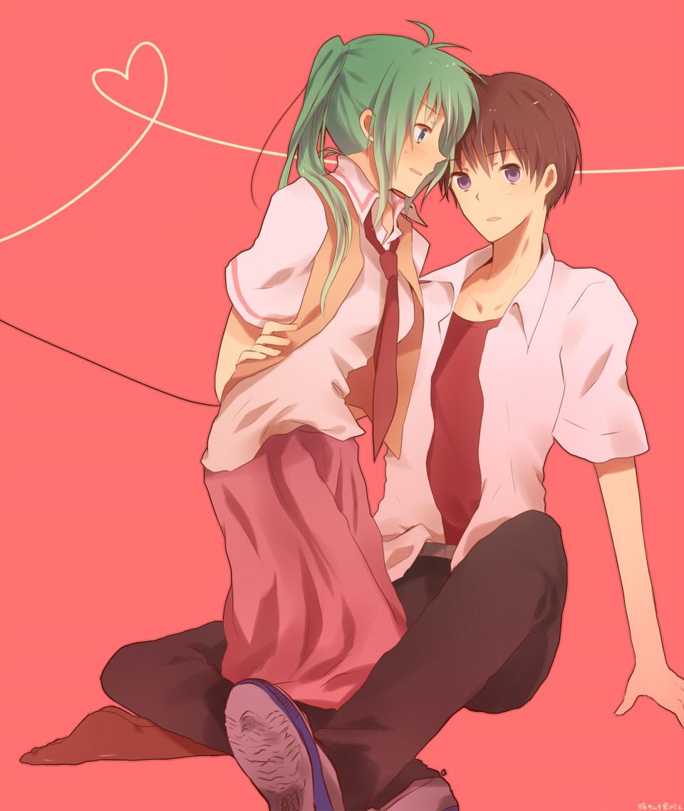 Mion & Keiichi