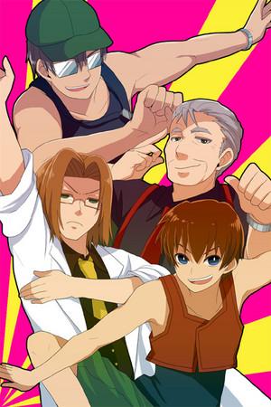 Higurashi Guys
