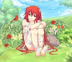 Lucy / Nyu / Kaede   Elfen Lied