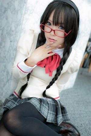 Homura Akemi | Puella Magi Madoka Magica Cosplay