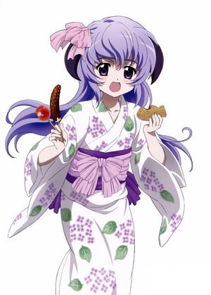 Hanyuu Furude | Higurashi no Naku Koro Ni