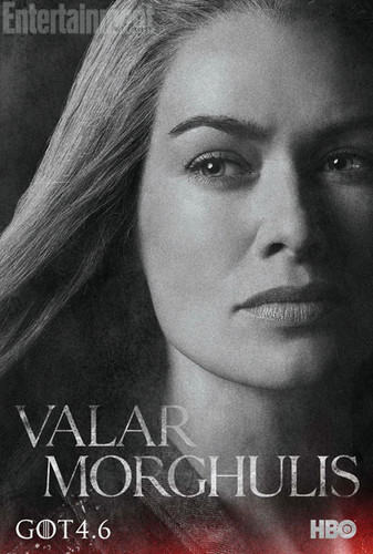 House Lannister wolpeyper containing a portrait titled Season 4 - Character poster