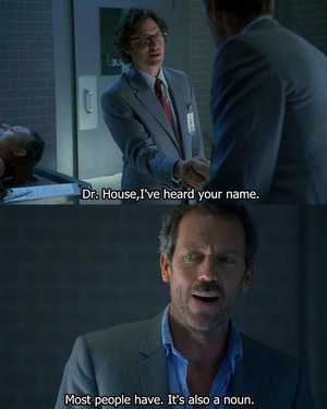 House M.D noun
