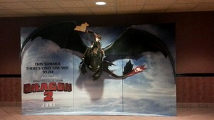 How To Train Your Dragon 2 Ad