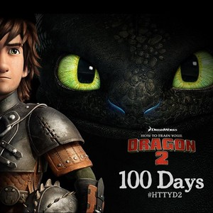100 Days to How to Train Your Dragon 2