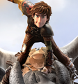 Older Hiccup - how-to-train-your-dragon photo