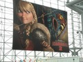 How To Train Your Dragon 2 Poster at the Toy Fair 2014 - how-to-train-your-dragon photo