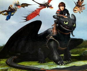 How To Train Your Dragon 2 Puzzle