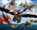 How To Train Your Dragon 2 Puzzle - how-to-train-your-dragon photo
