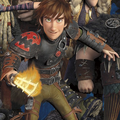 Hiccup new image from HTTYD 2
