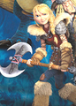 Astrid Hofferson - how-to-train-your-dragon photo