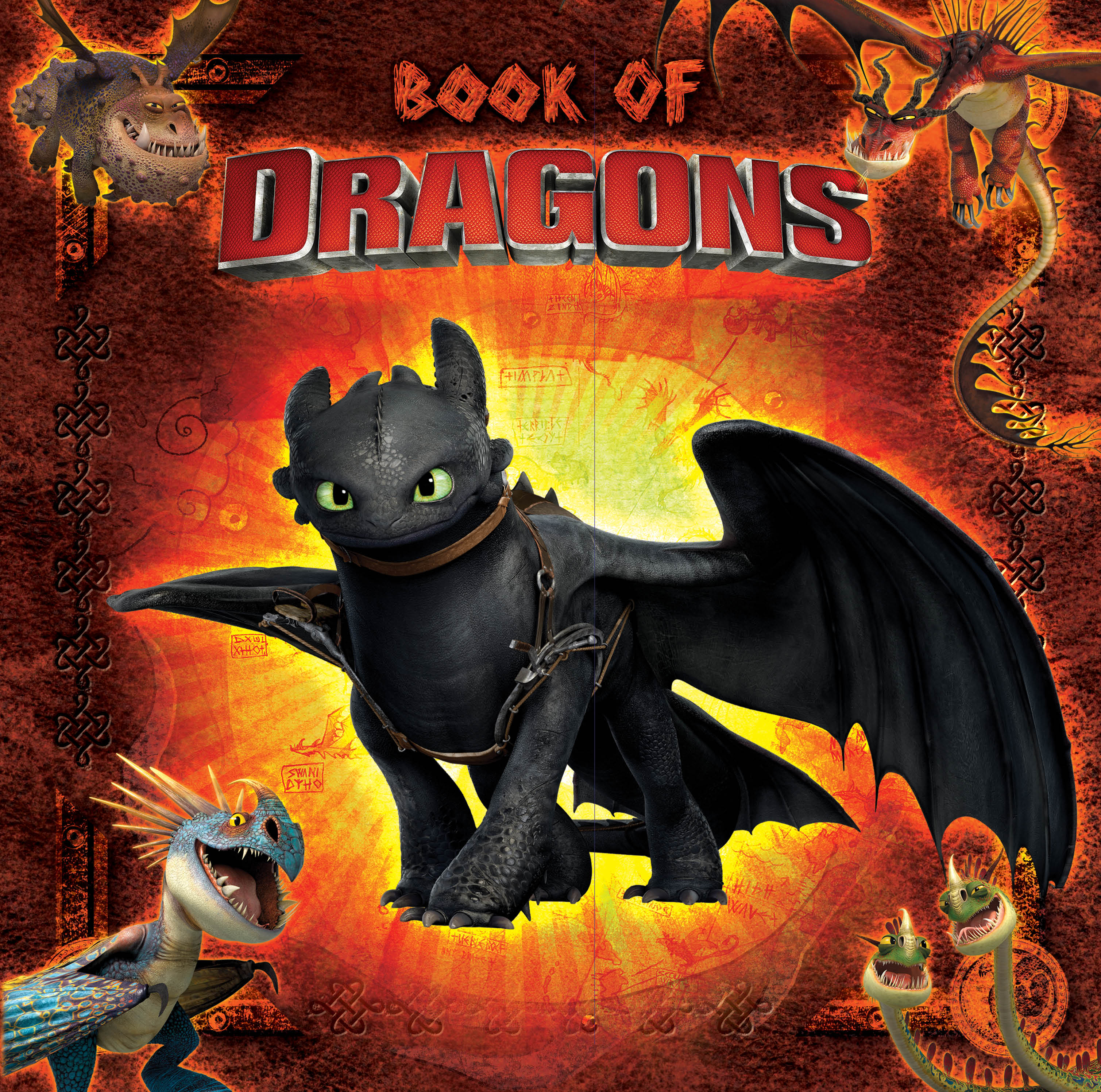 Book Of Dragons 2017