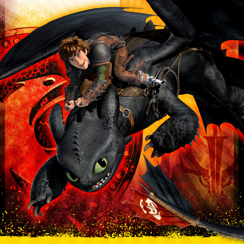 Toothless Wallpaper: How To Train Your Dragon Images Hiccup And Toothless HD