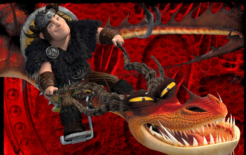 How to train your dragon images snotlout and hookfang hd wallpaper how to train your dragon wallpaper called snotlout and hookfang ccuart Images