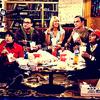 Howard, Leonard, Penny, Sheldon and Rajesh
