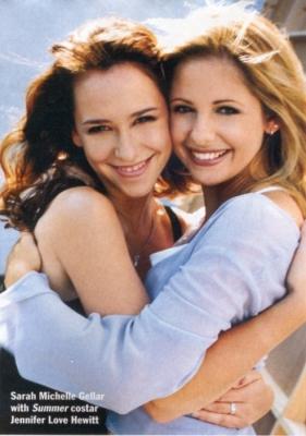 Helen and Julie