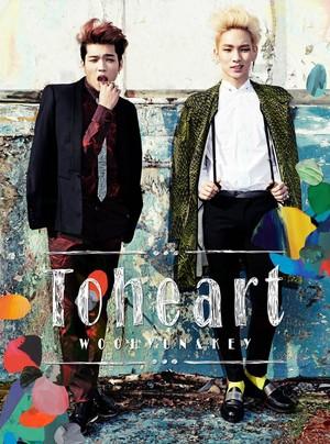 Woohyun & Key ~ Toheart