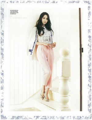 Yoona Ceci March Issue