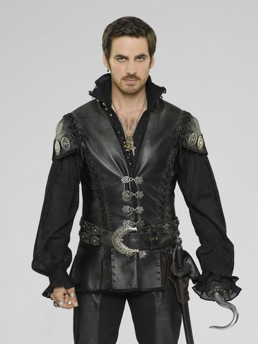 Ingrid's Graceland kertas dinding probably containing a surcoat called Colin O'Donoghue as Captain Hook ✨