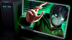 Cryaotic gamer
