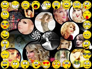 Taylor cepat, swift collage