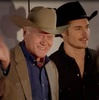 JR and John Ross