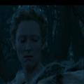 Jadis glares down at Ginarrbrik for letting Edmund escape.