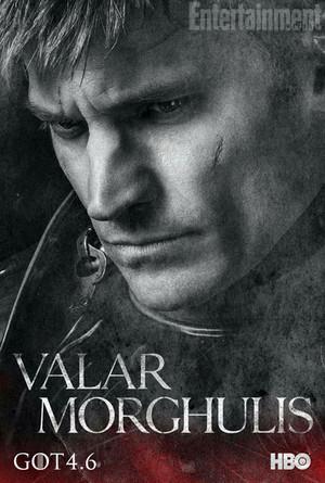 Jaime Lannister - character poster