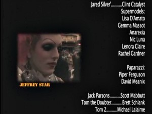 Jeffree bintang Cameo in POX (2011) End Credits
