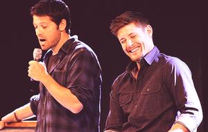 Jensen & Misha ☆